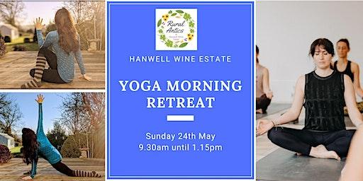 Morning Yoga Retreat