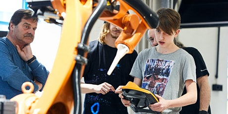 KUKA Intro Workshop Tickets
