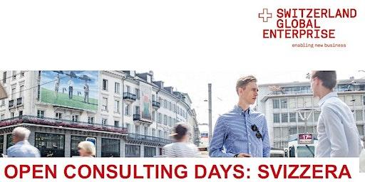 Open Consulting Day: Svizzera