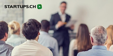 Founding a company - for free in Zurich tickets