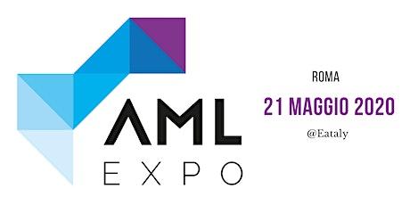 AML EXPO 2020 Roma tickets