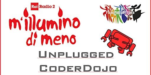 Unplugged CoderDojo - 8 marzo 2020
