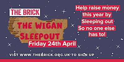 Wigan Sleepout