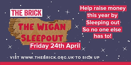 Wigan Sleepout tickets
