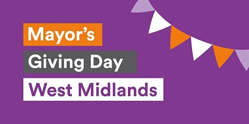 Mayor's Giving Day West Midlands - Launch Breakfast