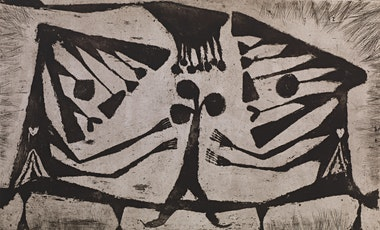 Geoffrey Clarke: A Sculptor's Prints - Talk by Dr Judith LeGrove tickets