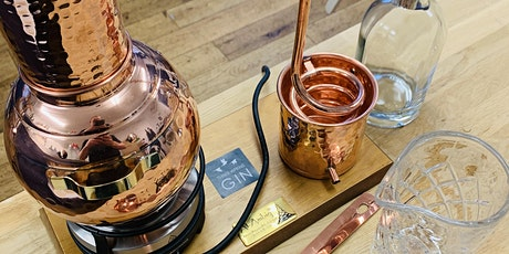Create your own craft gin -  Distilling Experience tickets