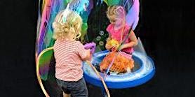 JUMP IN! Children's Workshops - Bubble Science