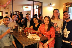 Speed Friending - Meet New Canadian Londoners!