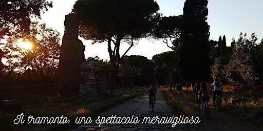 Pedalata al Tramonto nel Parco dell'Appia Antica