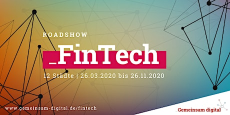 _FinTech Roadshow 2020 (Frankfurt am Main) tickets