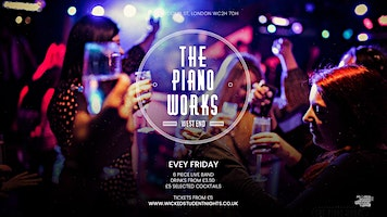 Fridays+at+Piano+Works+West+End+--+Drinks+fro