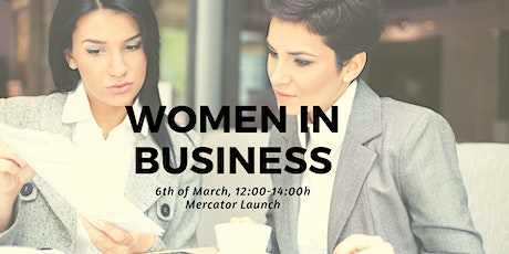 Women in Business tickets