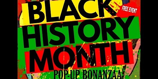 SHOP BLACK POP-UP BONANZAA