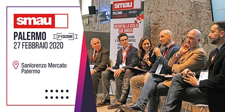 Smau Palermo 2020 tickets