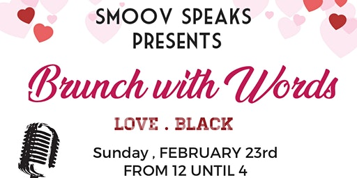 Brunch With Words ( Love. Black )