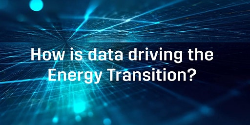 How is data driving the Energy Transition?