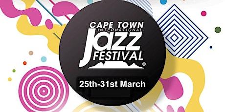 Cape Town International Jazz Festival Retreat tickets