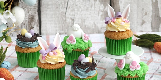 Easter Bunny Cupcake Workshop