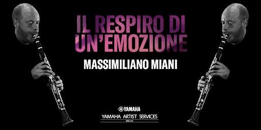Il respiro di un'emozione - M° Massimiliano Miani