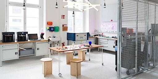 3D-Druck (SLA) Intro-Workshop in der Life Science Factory