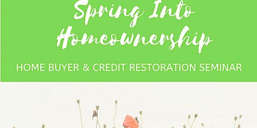 Spring Into Homeownership 2020