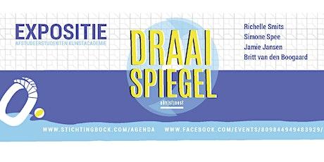 Expositie: Draaispiegel tickets