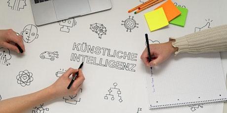 KI-Trainer: KI-Anwendungen konzipieren mit Szenarios & Service Blueprint Tickets