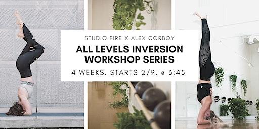 Inversion Workshop Series