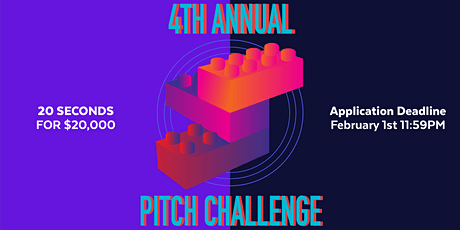 4th Annual Pitch Challenge tickets
