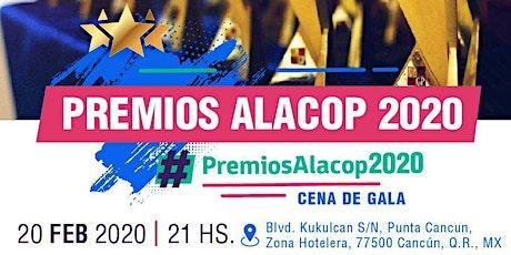 ALACOP - Premiación y Cena de Gala boletos