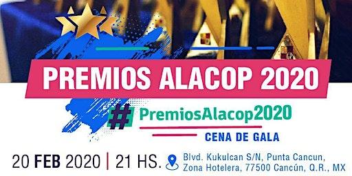 ALACOP - Premiación y Cena de Gala