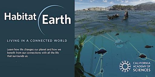Saturdays at the Planetarium - Habitat Earth