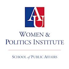 Women & Politics Institute logo