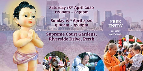 Buddha's Birthday and Multicultural Festival 2020 tickets