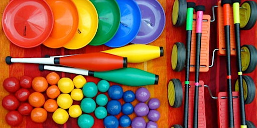 JUMP IN! Children's Workshops - Circus Skills