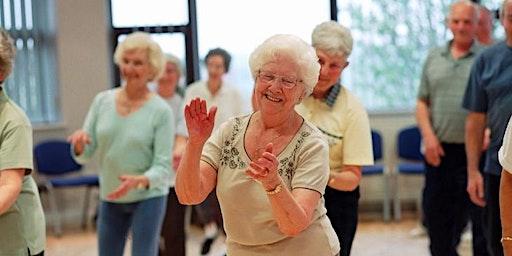 Curs de dans de societate/ Vârstă participanți 50 -105 ani