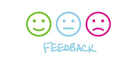 Formation- L'art de donner du feedback constructif U3 billets