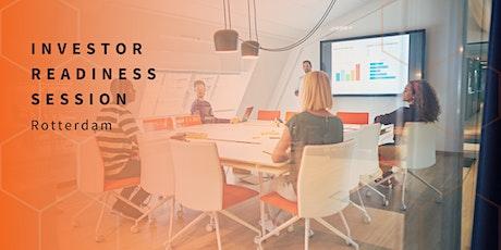 Investor Readiness Session Rotterdam tickets