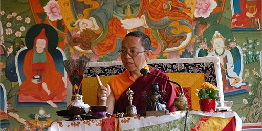 """Vajrayana- Kapitel von Jigme Lingpas """"Der Schatz der kostbaren Qualitäten"""""""