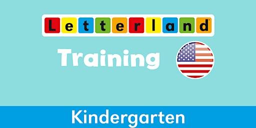 Kindergarten Letterland Training- Yadkin County, NC