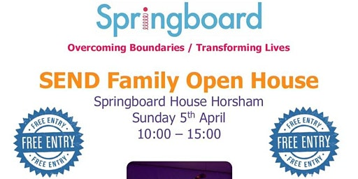 SEND (Disability) Family Open House