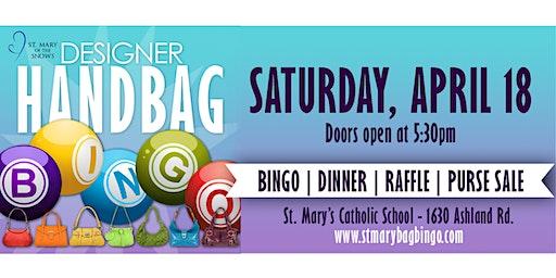 St. Mary's Designer Handbag Bingo