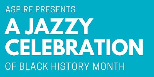 A Jazzy Celebration of Black History Month