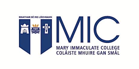 MIC Limerick, Taster Sessions, Thursday 30 April 2020 tickets