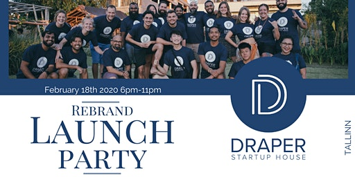 Tribe Theory Rebrand to Draper Startup House Launch Party!