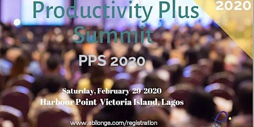 The Productivity Plus Summit