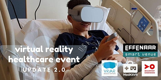Virtual reality (VR) for health kennis event update 2.0