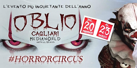 Oblio - A live thriller circus show biglietti
