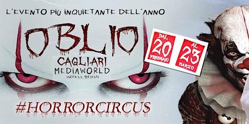 Oblio - A live thriller circus show